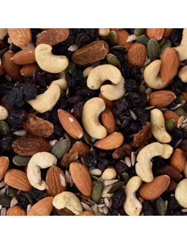 MIX OF RAW DRIED NUTS