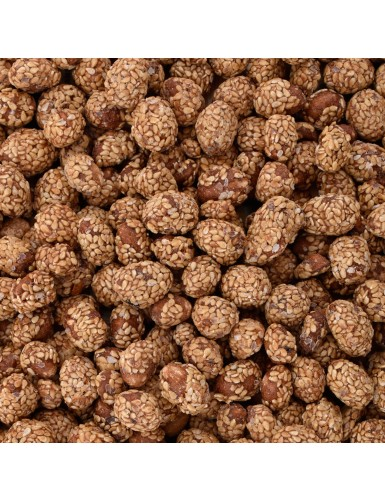 PEANUTS WITH SESAME