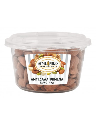 Almond roasted salted 180gr