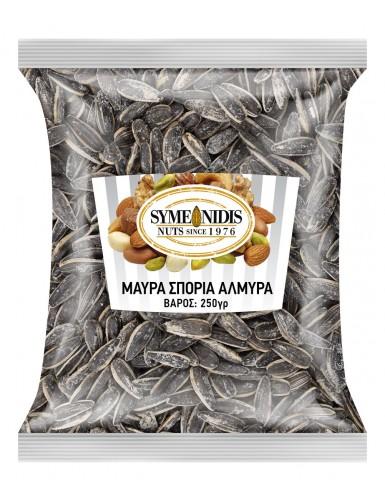 Roasted salted sunflower seeds 250gr