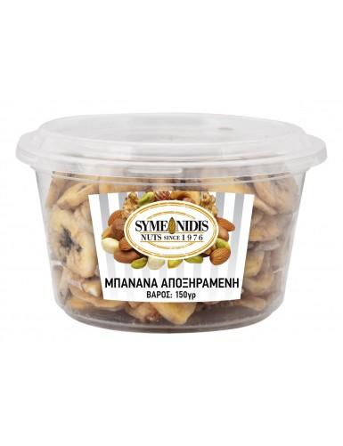 Banana chips dried 150gr